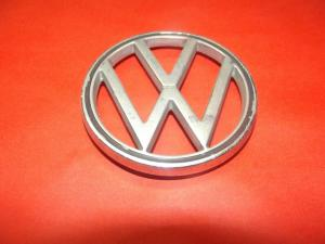 Original altes VW Emblem Metall