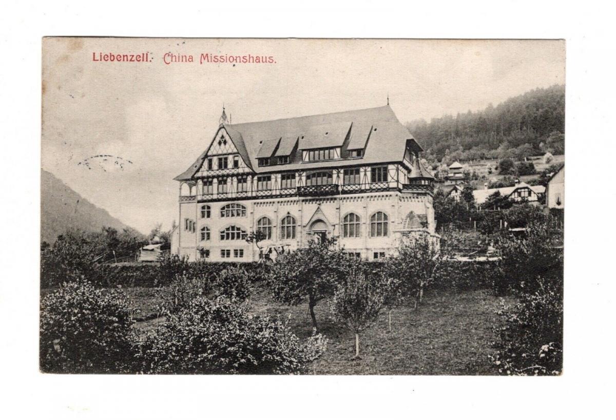 AK Baden Württemberg Liebenzell China Missionshaus Landkreis Calw 1914 0