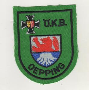 Aufnäher Patches Österreichischer Kameradschaftsbund ÖKB Oepping Österreich