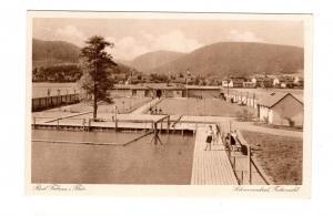 AK Thüringen Bad Tabarz  Schwimmbad