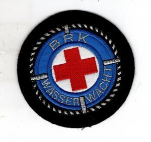 Aufnäher Konvolut Patch BRK Wasserwacht Rotes Kreuz
