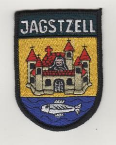 Aufnäher Patch Gemeinde Jagstzell Ostalbkreis Baden Württemberg