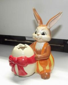 Goebel Hase Geschenk für meine Liebste Ostern Hase mit Vase