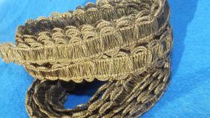 Antike Bordüre Litze Tresse Borte für Trachten und Mittelalter Kostüme