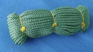 Bund Rundschnur Kordel Militär Grün 180 Gramm / 3 mm