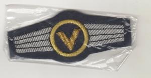 Uniform Aufnäher Patches Bundeswehr Tätigkeitsabzeichen Versorgung Gold / Silber