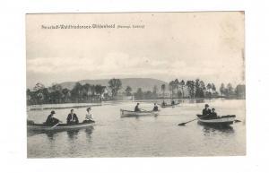 AK Oberfranken Neustadt bei Coburg Herzoglich Coburg Wildenheid  Waldfriedensee