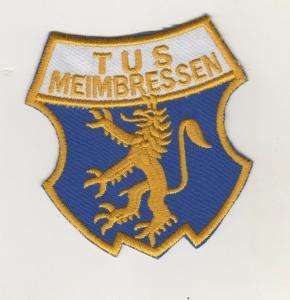 Aufnäher Patches TuS Meimbressen Sportverein Fussball Gemeinde Calden