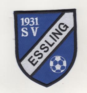 Stoff Aufnäher SV 1931 Essling Fussball  Wien Donaustadt Österreich