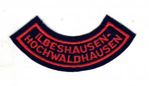 Feuerwehr Patch Ilbeshausen Hochwaldhausen Grebenhain Vogelsbergkreis Hessen