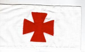 Armbinde Rotes Kreuz