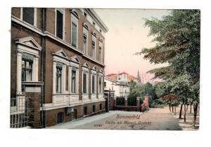 AK Lubsko Sommerfeld Neumark Bez. Frankfurt Oder Kaiserliches Postamt