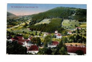 AK Frankreich Elsass Lapoutroie Schnierlach Département Haut-Rhin Feldpost 1916