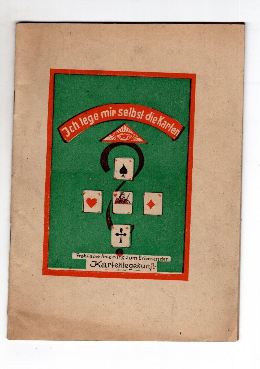 Ich lege mir selbst die Karten Praktische Anleitung der Kartenleger Kunst 0