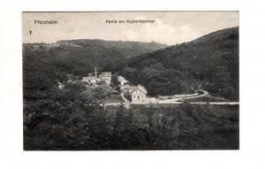 AK Baden Württemberg Pforzheim Gaststätte Kupferhammer