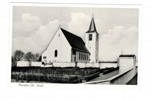 AK Oberfranken Michelau Kirche Kreis Lichtenfels