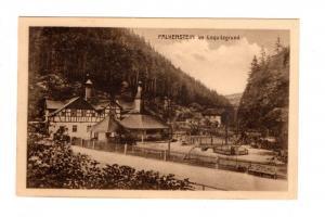 AK Oberfranken Ludwigsstadt Falkenstein Loquitzgrund Kreis Kronach
