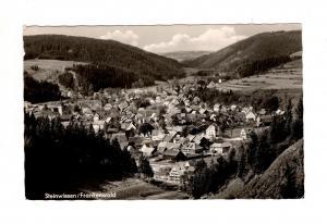 AK Oberfranken Steinwiesen Frankenwald Kreis Kronach 1964