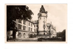 AK Oberpfalz Regensburg Fürstliches Schloss 1928