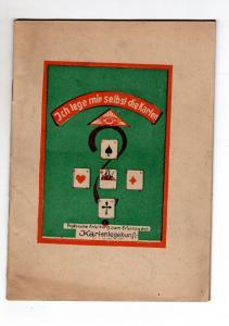 Ich lege mir selbst die Karten Praktische Anleitung der Kartenleger Kunst