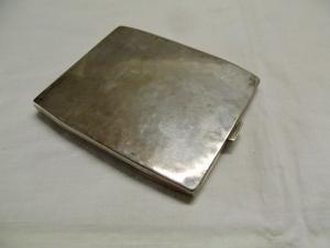 Antikes Zigaretten Etui 835er Silber 151 Gramm Zigarettenetui