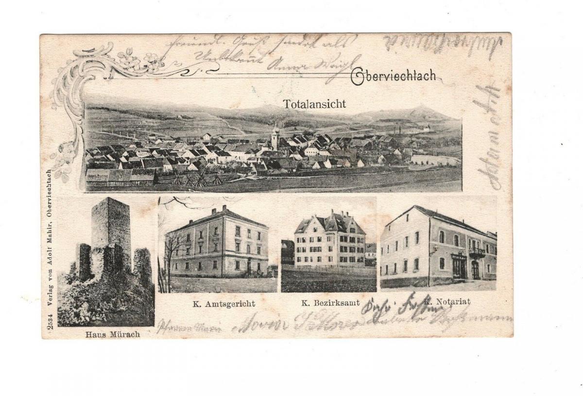 Amtsgericht Oberviechtach