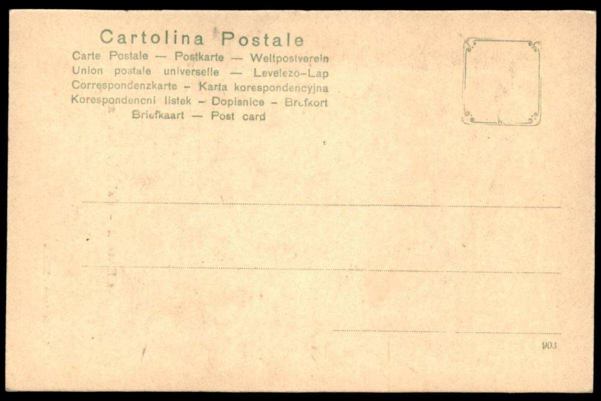 Italien Karta Genova.Alte Postkarte Genova Galleria Mazzini Genua Galerie Architektur