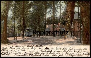 ALTE POSTKARTE KIEL DÜSTERNBROOK ADMIRALITÄTSGEBÄUDE tram tamway Straßenbahn Ansichtskarte AK postcard cpa