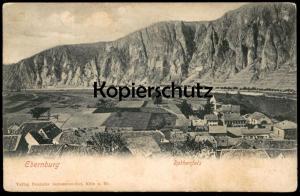 ALTE POSTKARTE EBERNBURG ROTHENFELS BAD MÜNSTER AM STEIN AK Ansichtskarte cpa postcard