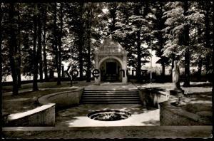 ÄLTERE POSTKARTE BILLERBECK WESTF. LUDGERUSBRUNNEN Brunnen fountain fontaine cpa postcard AK Ansichtskarte