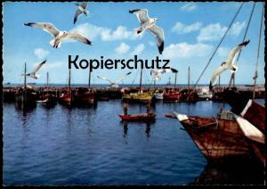 ÄLTERE POSTKARTE HARBOUR OF PEARL FISHERS'FLEET KUWAIT Hafen port postcard Ansichtskarte AK cpa