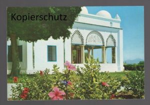 ÄLTERE POSTKARTE TUNIS LA KOUBA Tunisia Tunisie Tunesien cpa postcard Ansichtskarte AK