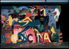 ÄLTERE POSTKARTE BERLINER MAUER THE WALL LE MUR BERLIN BATMAN JOKER Art Greta Csatlos postcard Ansichtskarte cpa AK