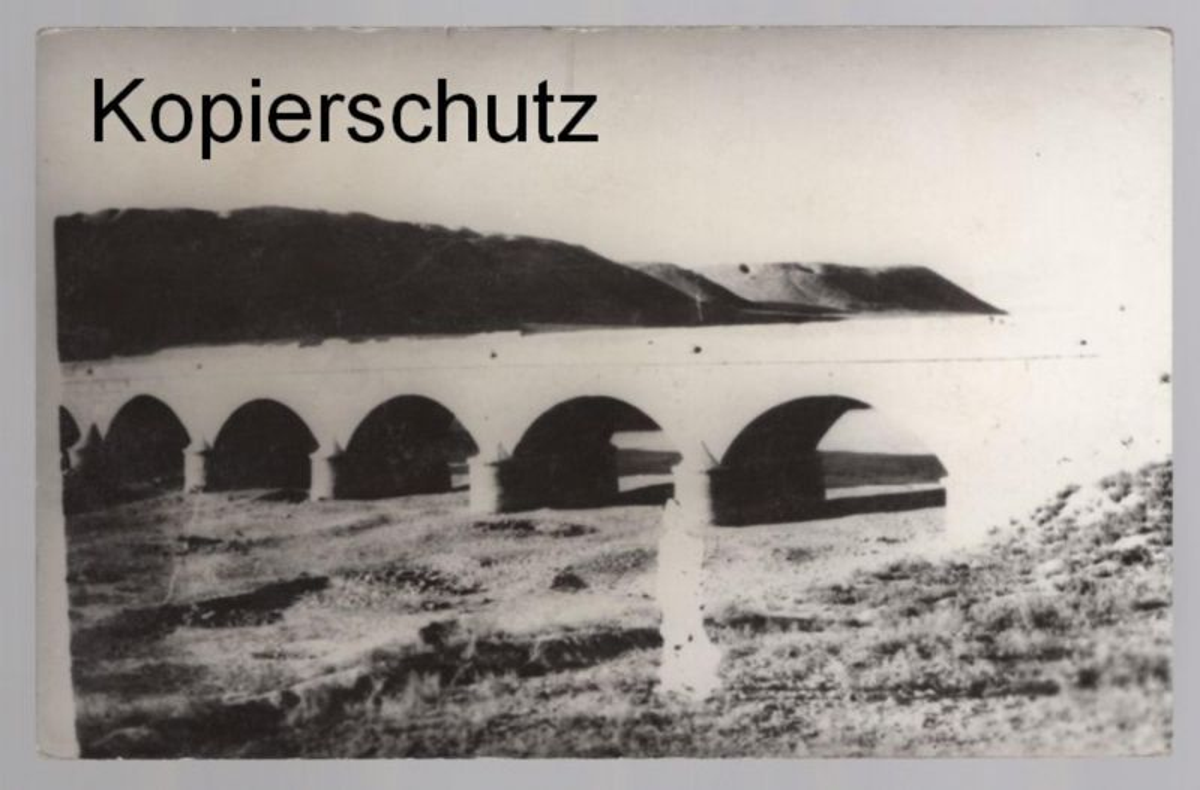 ALTES FOTO Mosul Mossoul Mossul Irak photo bridge Brücke pont cpa postcard AK Ansichtskarte