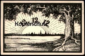ALTE KÜNSTLER-POSTKARTE SIGN. E. STEINMETZ 12.12.12 Sonne Sun Datum 1912 date AK postcard cpa Ansichtskarte