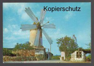ÄLTERE POSTKARTE MANACOR MALLORCA SOPA'S MILL windmill molen Windmühle postcard Ansichtskarte cpa AK