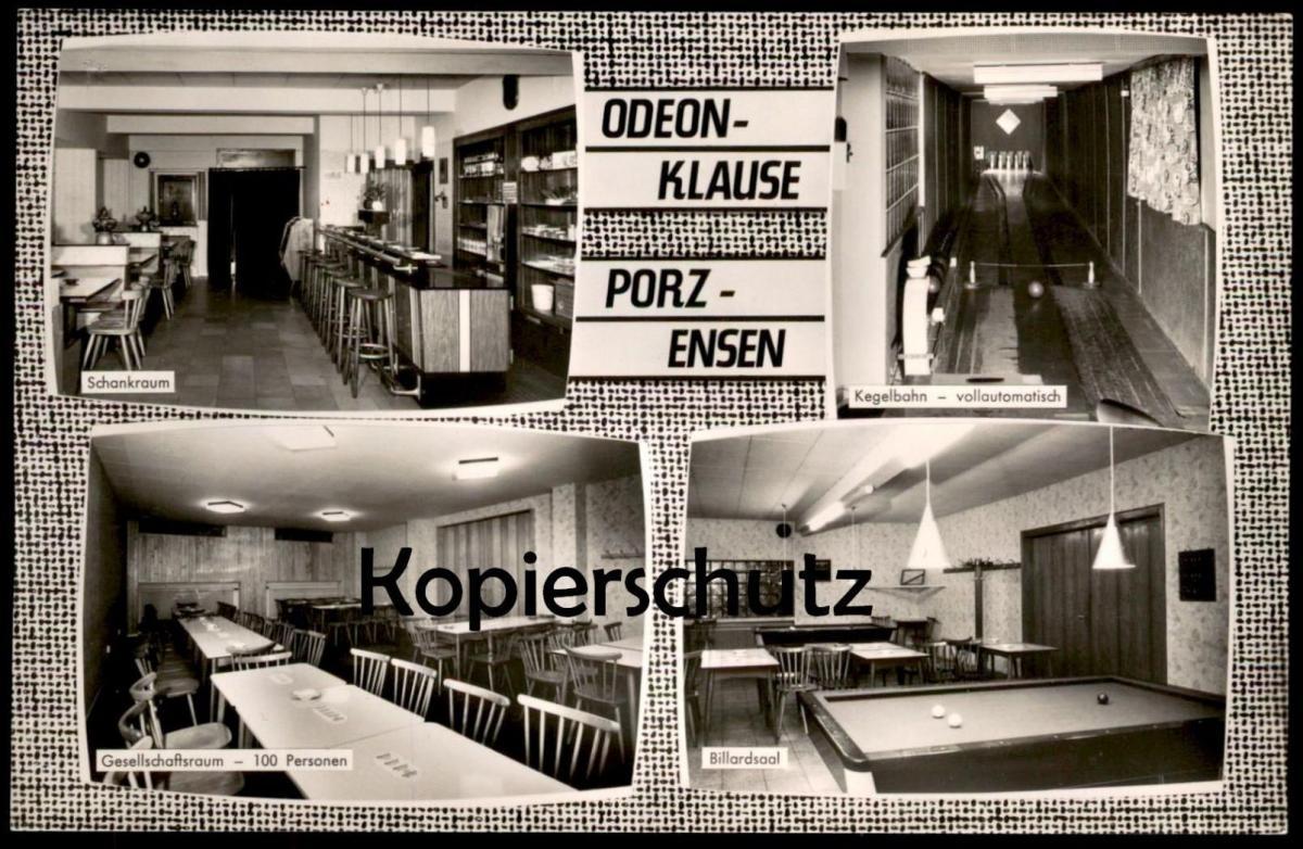 alte postkarte karlsruhe caf odeon kaiserstrasse 213. Black Bedroom Furniture Sets. Home Design Ideas