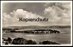 ALTE POSTKARTE INSEL MAINAU IM BODENSEE FOTO LENNART BERNADOTTE Verlag Mainauverwaltung Konstanz postcard Ansichtskarte