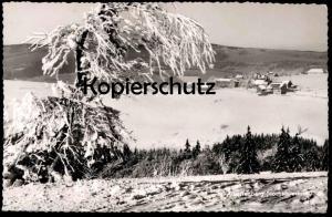 ÄLTERE POSTKARTE ALTASTENBERG HOCHSAUERLAND ASTENBERG WINTERBERG Winter Hiver Schnee snow neige cpa postcard AK