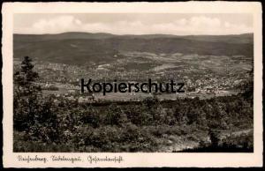 ALTE POSTKARTE REICHENBERG SUDETENGAU GESAMTANSICHT Liberec Böhmen Romani Sudeten Tschechien Ceska Republica postcard AK