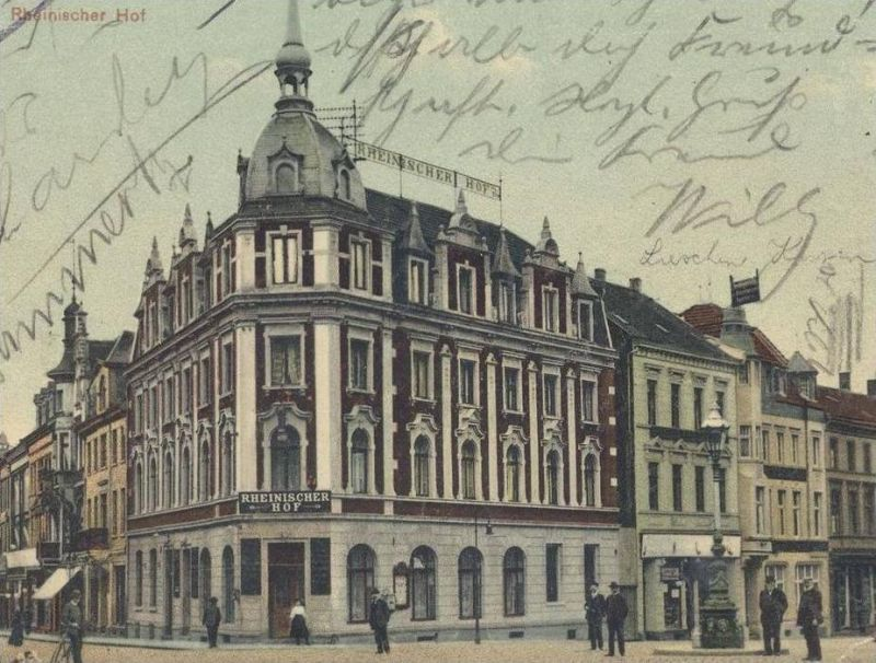 Hotel Rheinischer Hof Duisburg