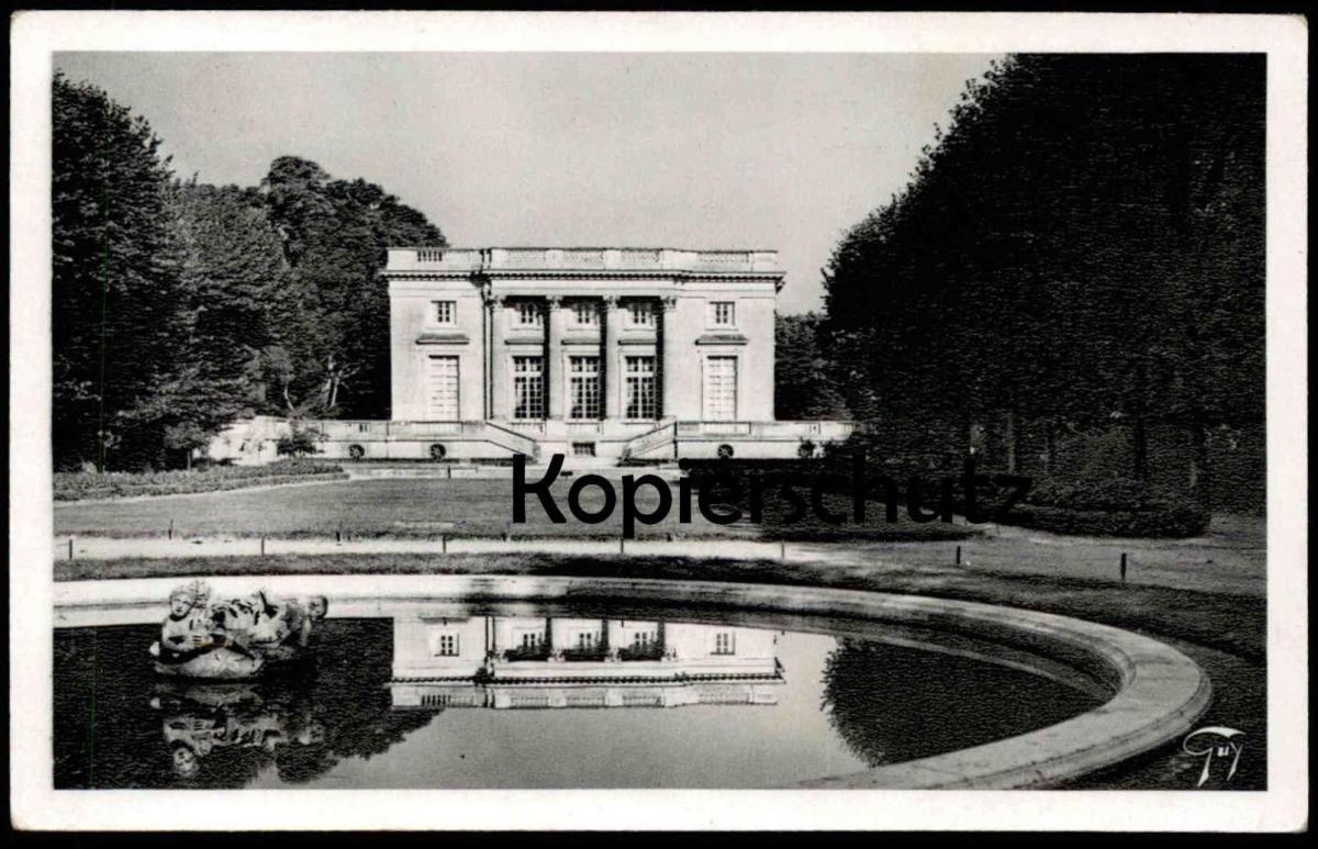ALTE POSTKARTE VERSAILLES ET SES MERVEILLES Le Petit Trianon cpa postcard AK Ansichtskarte