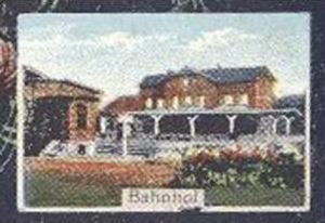 ALTE POSTKARTE KLIMATISCHER KURORT KLOSTERLAUSNITZ MEHRBILD Bahnhof Kinderheim gare station Thüringen AK cpa postcard 1