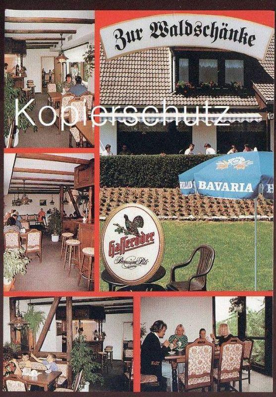 POSTKARTE DRÜBECK Bieretikett Hasseröder Bier beer label Zur ...
