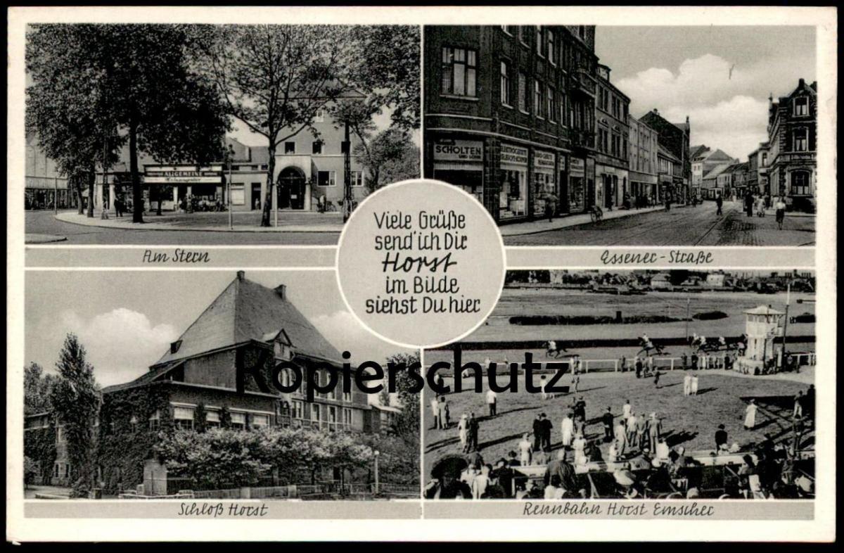 Pferderennen Gelsenkirchen