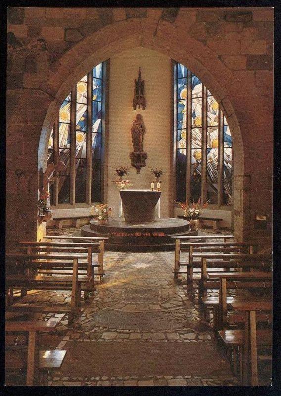 POSTKARTE KÖLN Cologne Keulen KIRCHE CHURCH  St. Kolumba