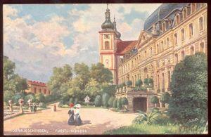 ALTE KÜNSTLER-POSTKARTE DONAUESCHINGEN TUCK´S RAPHAEL TUCK OILETTE No. 780 SIGN. N. BERAUD cpa postcard AK Ansichtskarte