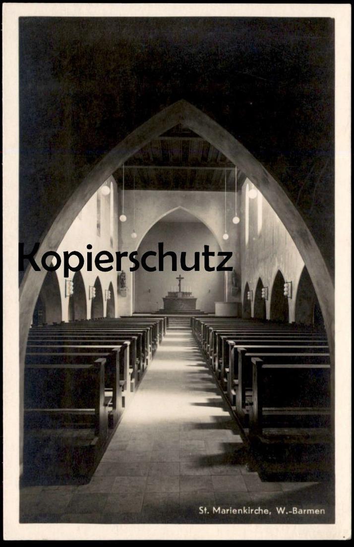 Katholische wuppertal kirche barmen Herz Jesu