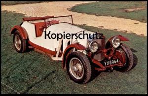 POSTKARTE MERCEDES BENZ S oldtimer old car Auto Voiture AK Ansichtskarte postcard cpa