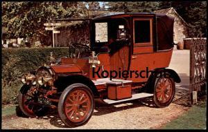 ÄLTERE POSTKARTE 1908 UNIC CAB TAXI old car Auto Oldtimer Voiture AK Ansichtskarte cpa postcard